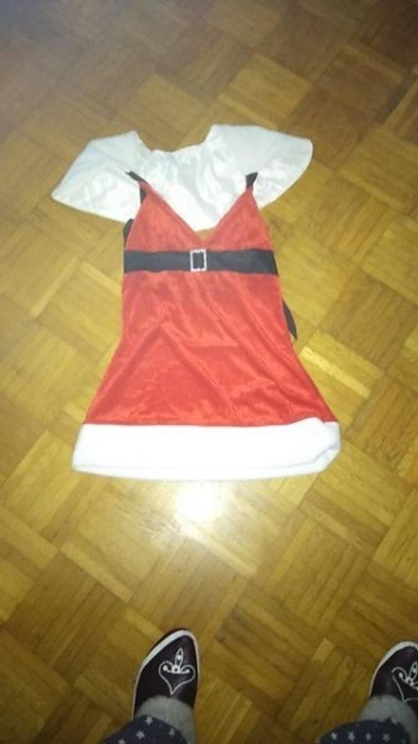 sexy Mrs Santa Claus Nikola