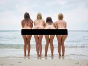 Erotisches Poster Akt-bild 107x80 cm