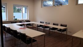 Vermietung Ateliers, Übungsräume - Vermietung Seminarraum im Zentrum von