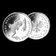 20-EURO-Sammlermünze