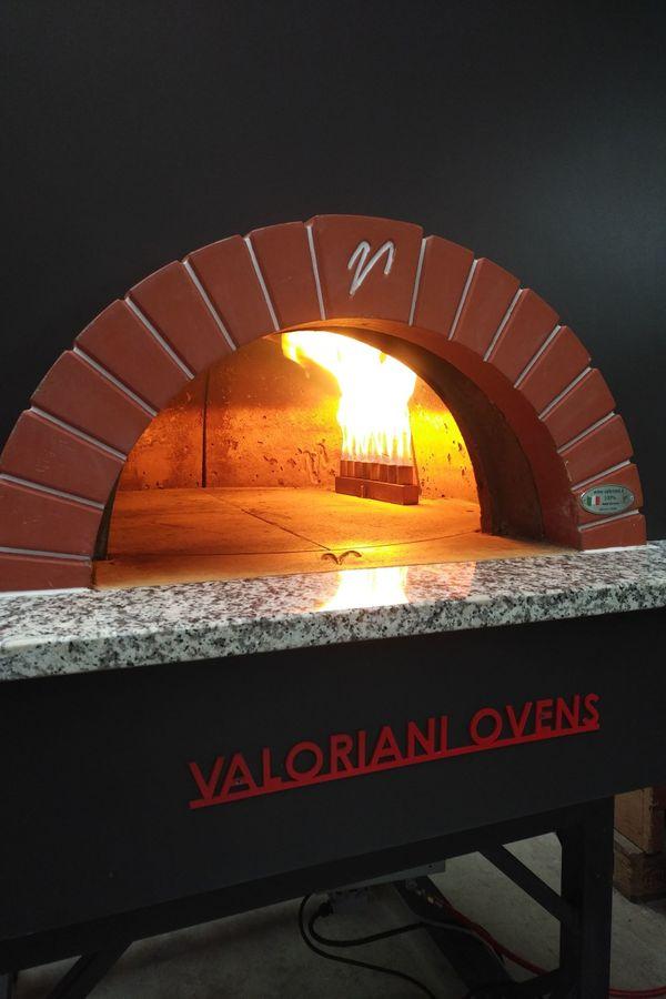 Profi Pizzaofen Gas Valoriani gebraucht