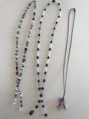 Modeschmuck Halsketten handgemacht