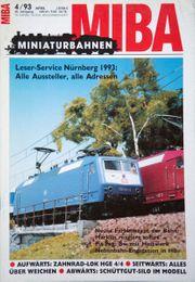 Miba Miniaturbahnen 4 93