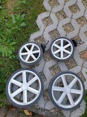 Radsatz Kinderwagen ABC Design Condor4
