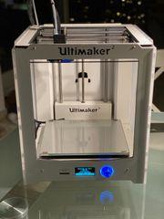 Ultimaker 2 3D Drucker - wenig