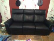 Sofa mit Relaxfunktion und USB