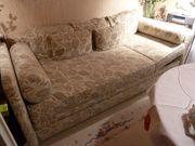 Hochwertiges Sofa mit Schlaf-Funktion