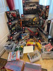 Lego Sammlung Sammlungsauflösung Technik und