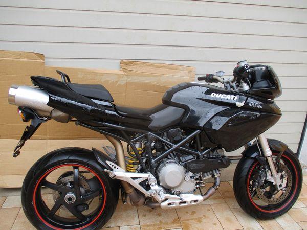 Ducati Multistrada DS 1000 - 1100