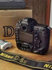 Neue Nikon d4s Kamera