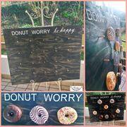 Donutwallvermietung Donutwall Vermietung Donut Wall