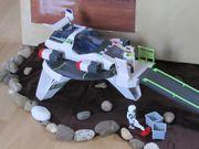 Playmobile E-Rangers Turbojet mit Startstation