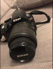 Spiegelreflexkamera Nikon D3100