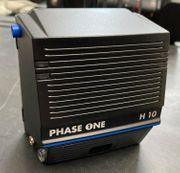 Phase One Digitalback H10 mit
