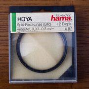 Fotoapparat Zubehör Hama Hoya diverse