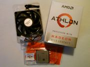 AMD Athlon 3000G - AM4 - 4 Threads