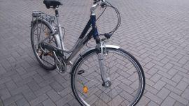 Damen-Fahrräder - RALEIGH Trekkingrad 28