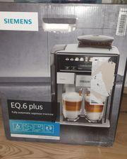 Kaffeevollautomat SIEMENS EQ 6 plus
