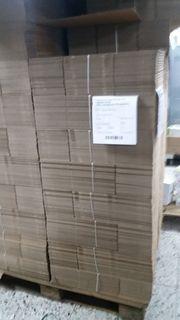 3500 Kartonagen zu verkaufen Günstig
