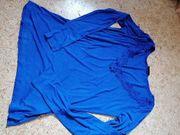 Damen Shirt 36 blau