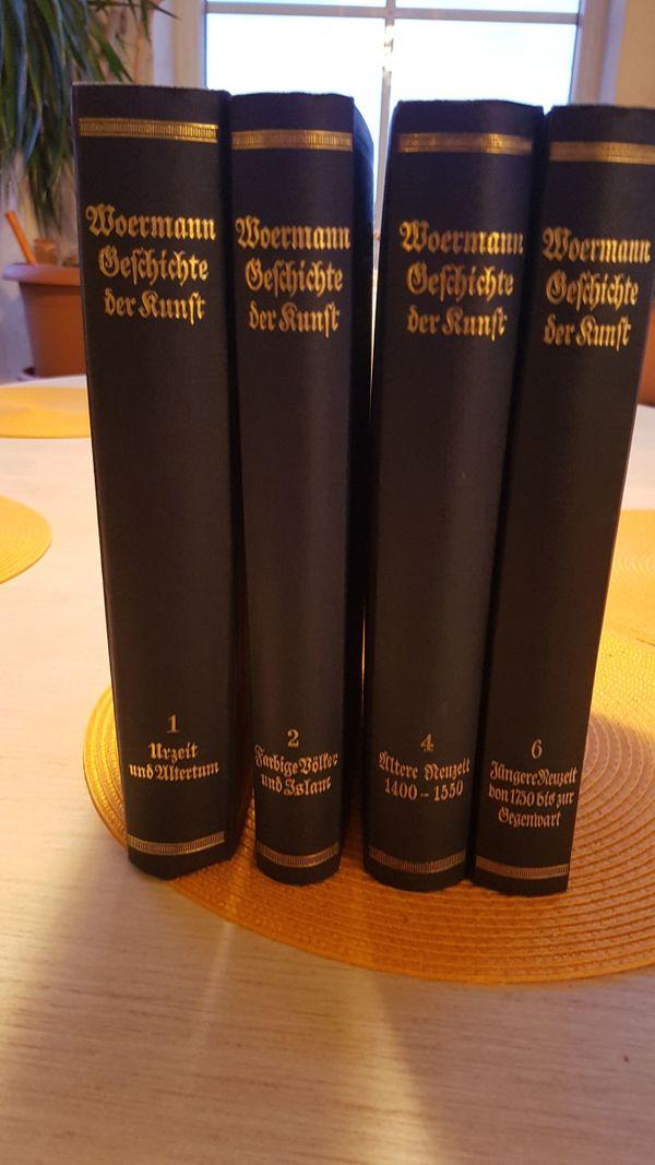Geschichte der Kunst 4 Bände