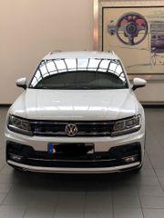 VW Tiguan comfortline 1 4