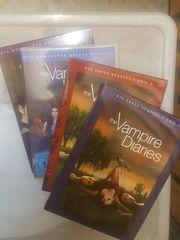 Vampire Diaries DVD Staffel 1-3