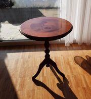 Beistelltisch kleiner Tisch