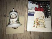 Hutschenreuther Weihnachtsglocke 1993