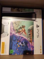 PS5 Playstation bundel retchet Clank