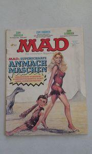 Deutsches MAD Magazin Nr 167