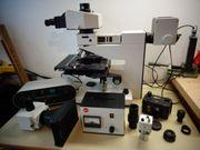 Mikroskop Leitz Ergolux