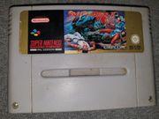 Super Nintendo Street Fighter 2