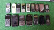 16 Handys Telefone Samsung Nokia