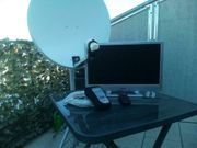 Transportable TV-Anlage - voll funktionsfähig