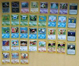 Bild 4 - Pokemon Karten verschiedene Editionen - Gießen