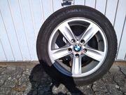BMW-Alufelgen-Satz für 1-er