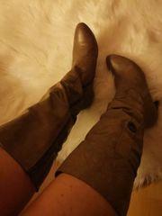 Stiefel Schuhe Damen Gr 38