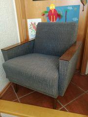 2 Clubsessel Sessel aus den