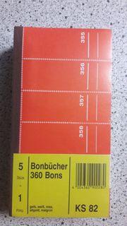 Bonbücher