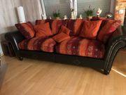 Big Sofa mit Kissen