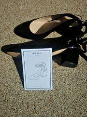 Damen Schuhe gr 42 sw