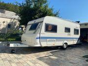 Wohnwagen Hobby 495 FE Exclusive