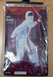 Faschingskostüm Ninja