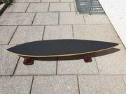 Neuwertiges Longboard Waveboard