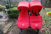 Bugaboo Donkey Twin Kinderwagen Zwillingswagen