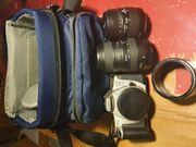 Canon EOS 300 Analoge Spiegelreflexkamera