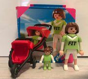 Playmobil 4697 Mama mit Baby -