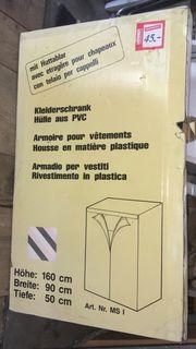Kleiderschrank aus PVC Hülle gratis