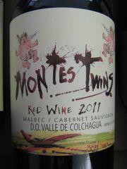 6 Fl Montes Rotwein Chile
